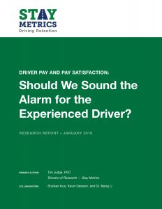 Driver pay