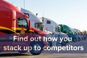 Find out how you stack up to your competitors.
