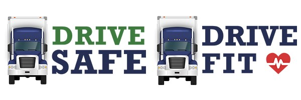 Drive Safe and Drive Fit Training Logos