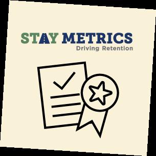 Stay Metrics - Driving Retention.