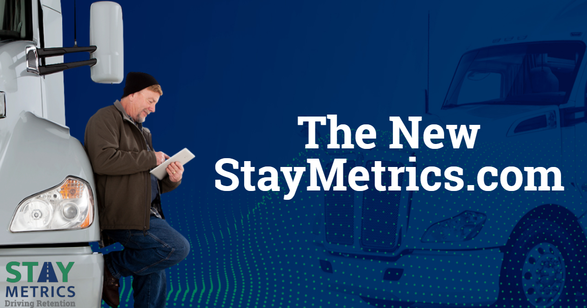 Stay Metrics Releases New Website Highlighting Driver Retention Successes