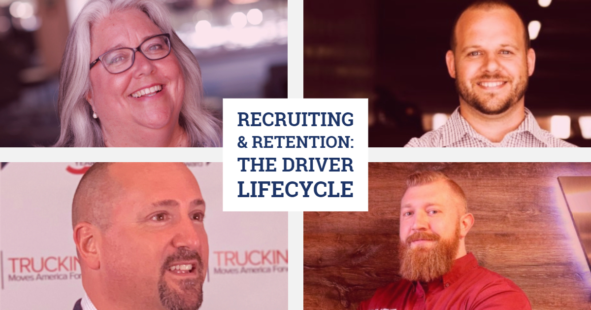 Recruiting and Retention: The Driver Lifecycle Panel at IMTA Summit