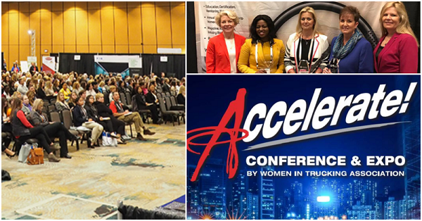 Women in Trucking Accelerate! 2019 Conference