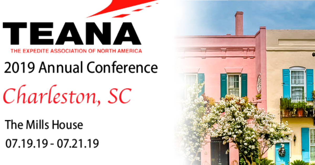 TEANA Annual Conference Logo and Date